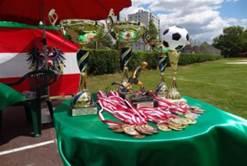 Zaproszenie na IX Zlot i Igrzyska Polonijne w Górnej Austrii w dniu 10 czerwca