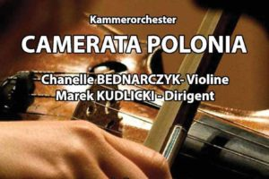 Koncert orkiestry Camerata Polonia