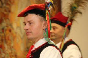"""""""Comber babski"""" czyli Zespół Regionalny """"Mogilianie"""" w Wiedniu."""