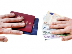 Sprzedam – kupię paszport!