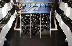 Koncert Orkiestry Symfonicznej NFM z Wrocławia  w Linz.