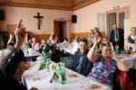 Członkowie Koła Żywego Różańca obchodzili 25 lecie.