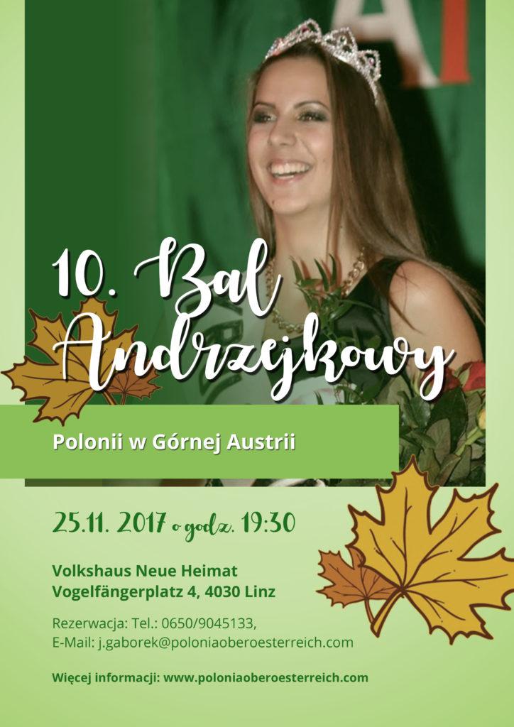 Bal Andrzejkowy Polonii w Górnej Austrii