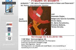 """Frauen in Bildern"" – wystawa Galerii MEDUNA"