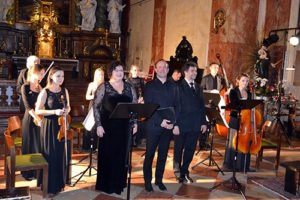 Musica Sacra: Koncert Kapeli Świętogórskiej
