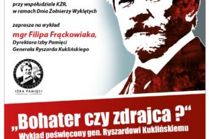 Polska Misja Katolicka zaprasza na wykład