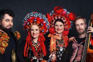 Koncert polskiej grupy Dagadana