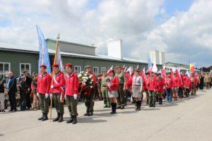 Wyjazd na uroczystości do Mauthausen