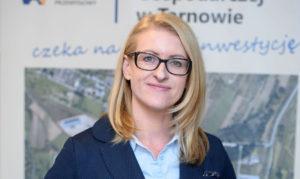 Magdalena Gadecka-Bukało, prezes TKP S.A. została nominowana przez dziennikarzy Gazety Krakowskiej do tytułu Wpływowa Kobieta Ziemi Tarnowskiej 2016.