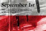1 wrzesień – 79. rocznica wybuchu II wojny światowej