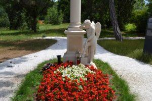Nieznany cmentarz St. Marx – zwiedzanie z polską przewodniczką
