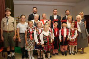 Klub Emerytów OSTOJA uczcił 100. lecie Niepodległości Polski