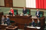 V Światowy Zjazd Polonii i Polaków z Zagranicy. Inauguracyjne posiedzenie w Sali Plenarnej