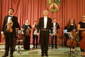 Uroczysty koncert orkiestry CAMERATA POLONIA