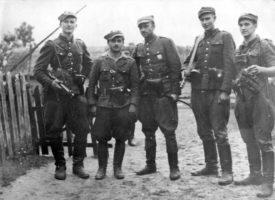 Żołnierze V Brygady Wileńskiej AK