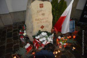 Polonia i Polacy w Austrii upamiętnili  9-tą rocznicę Katastrofy Smoleńskiej.