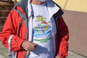 Wywiad z Edwardem Dudkiem popularnie zwanym BACĄ,  supermaratończykiem