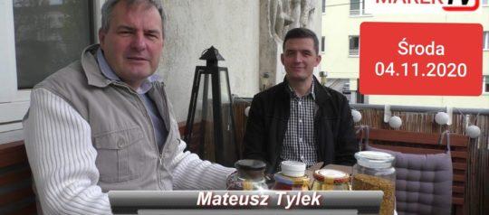 MAREK TV – Balkonowe rozmowy.