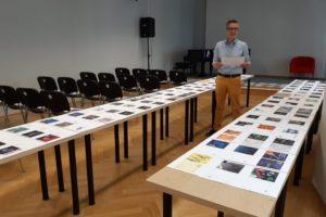 Konkurs graficzny z okazji Roku Stanisława Lema