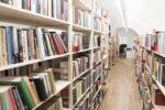 Polska biblioteka w Wiedniu.