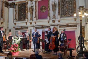 """W Wiedniu uczczono 10. jubileusz orkiestry """"Camerata Polonia"""""""
